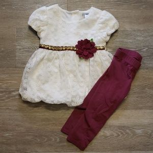 18 mo. Girl Outfit